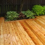 Decking before and after Liverpool