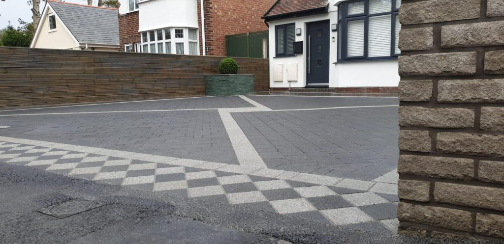 Blockpaving Driveways contractors Liverpool.
